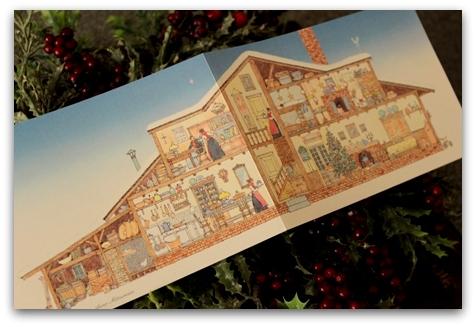 クリスマスカード 作ったよ (5)