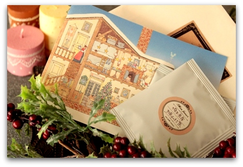 クリスマスカード 作ったよ (7)
