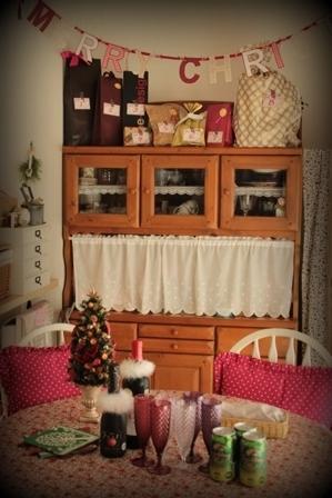 2012年 クリスマスパーティー (12)