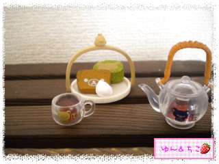 まったり和カフェ⑤ほわほわケーキセット(10周年記念暴走★41★)-3