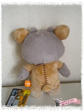 Halloweenぬいぐるみリラックマ(10周年記念暴走★53★)-5