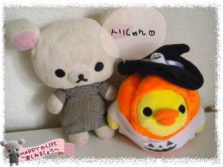 Halloweenぬいぐるみキイロイトリ(10周年記念暴走★54★)-2