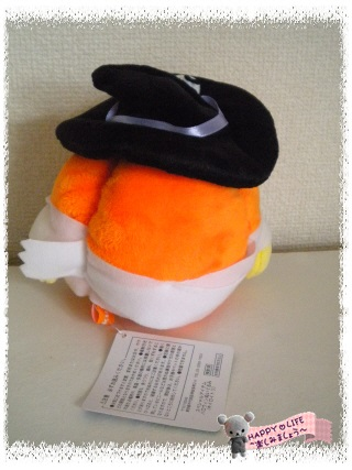 Halloweenぬいぐるみキイロイトリ(10周年記念暴走★54★)-4
