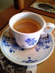 映画ランチ コーヒー