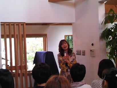 松田陽子さんトーク&ライブ♪
