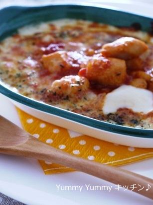 デリグランデ トマト&チキン