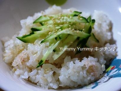 炊飯器で作る☆カニ缶で簡単カニ寿司♪横