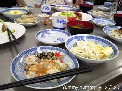 生活クラブ試食会20120713-3