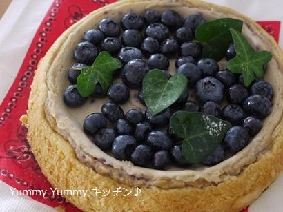 ゴンママさんからのケーキ