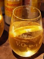 フルーツブランデー体験イベント V.O&オレンジフルブラ炭酸割