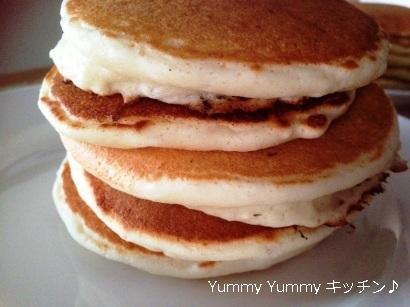 パンケーキ 甘くない ブログ用