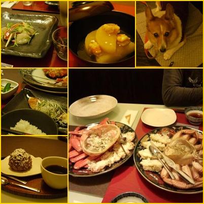 わおんの夕食2013