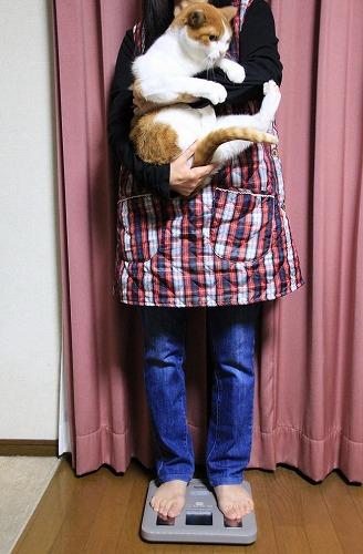 ブログNo.84(体重測定)2