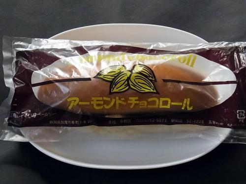 アーモンドチョコロール