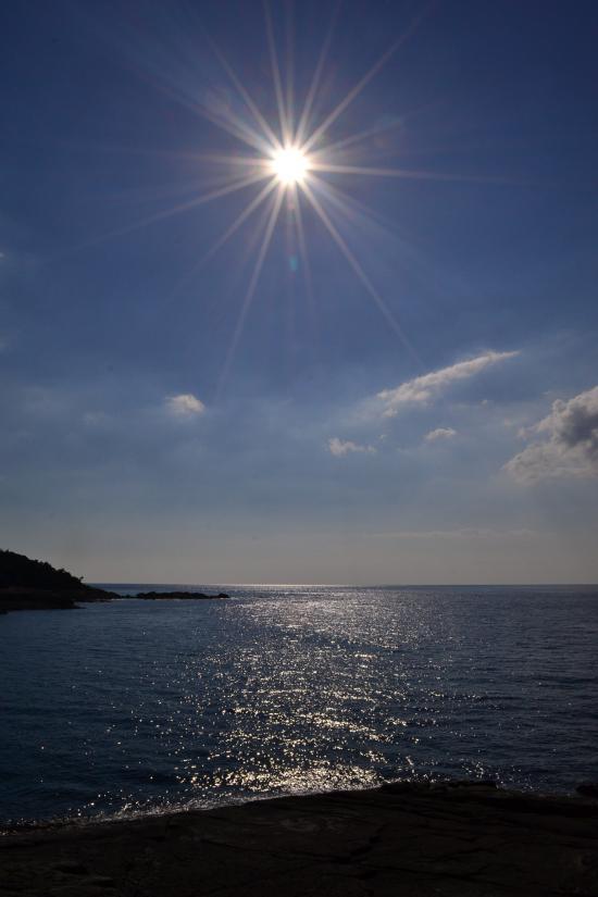 ホルンフェルス4太陽うら