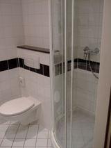 ウィーンのホテル・シャワー