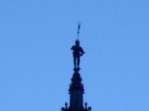 市庁舎・頂点