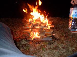 焚き火04