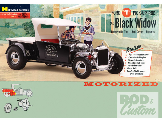 ford model T pick up