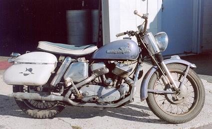 54 Harley KH
