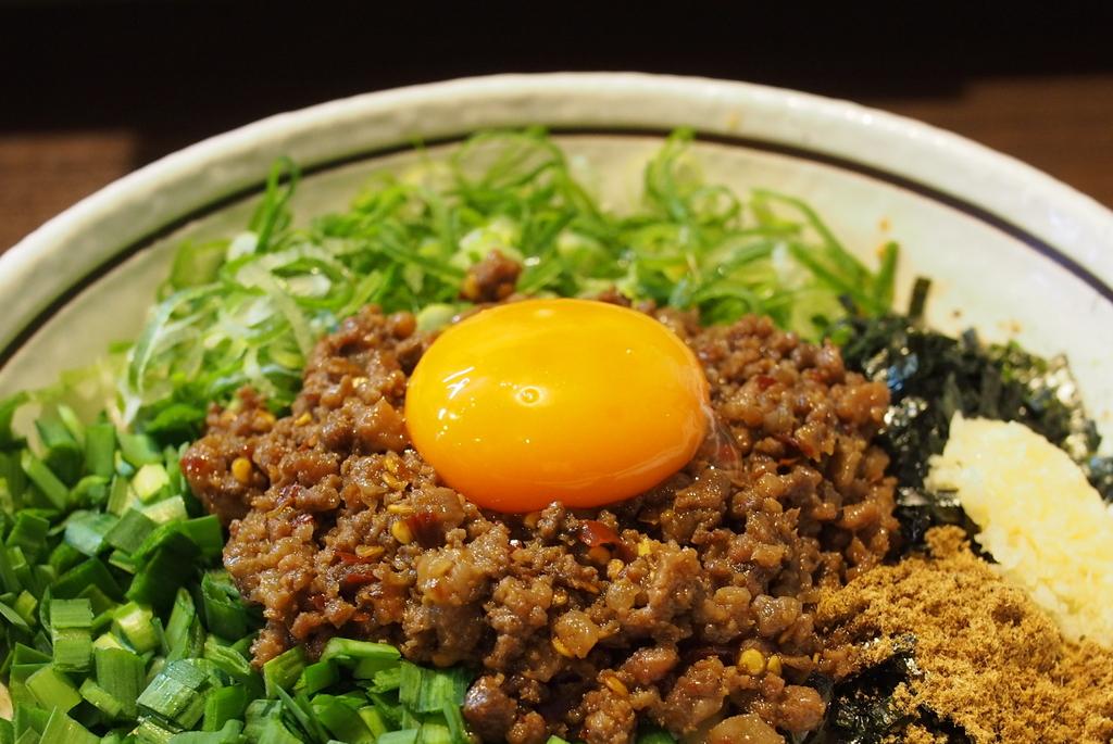 ■ 麺屋はなび 台湾まぜそば