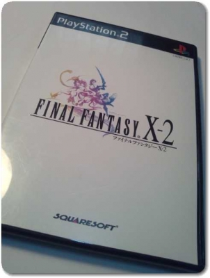 ファイナルファンタジー10-2ゲームソフト