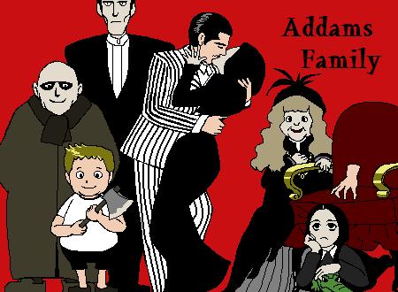 映画「アダムス・ファミリー」観ました