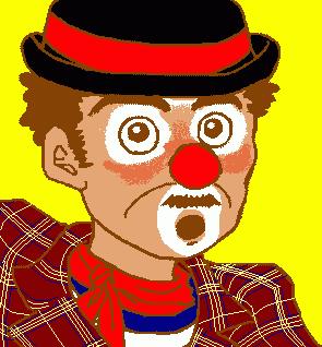 映画「ピエロの赤い鼻」観ました