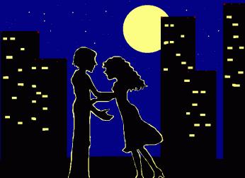 映画「月の輝く夜に」観ました