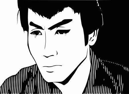 映画「沓掛時次郎」観た
