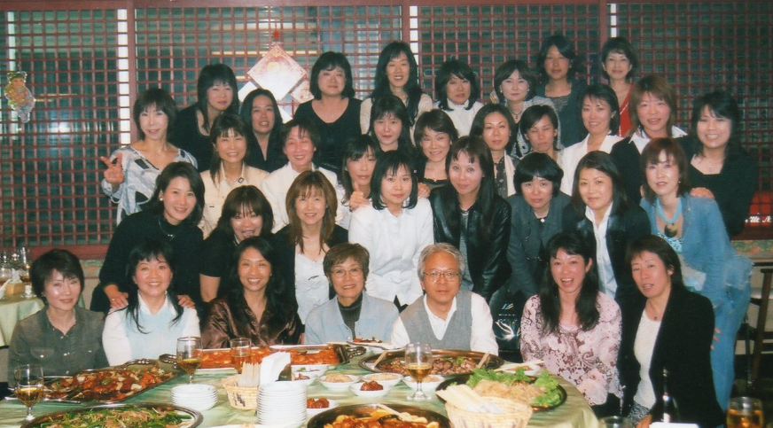 5中 同窓会2004女子