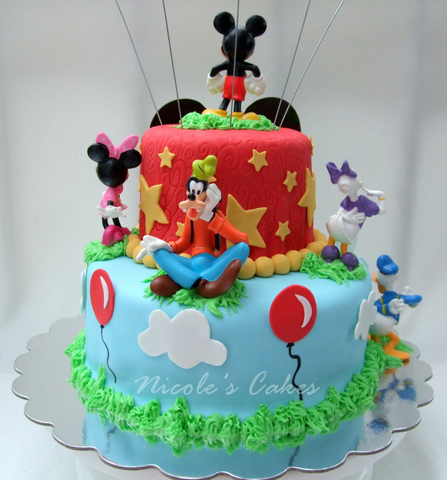Mickey Mouse Birthday Party Ideas - 4 Tips for Stress-Free ...