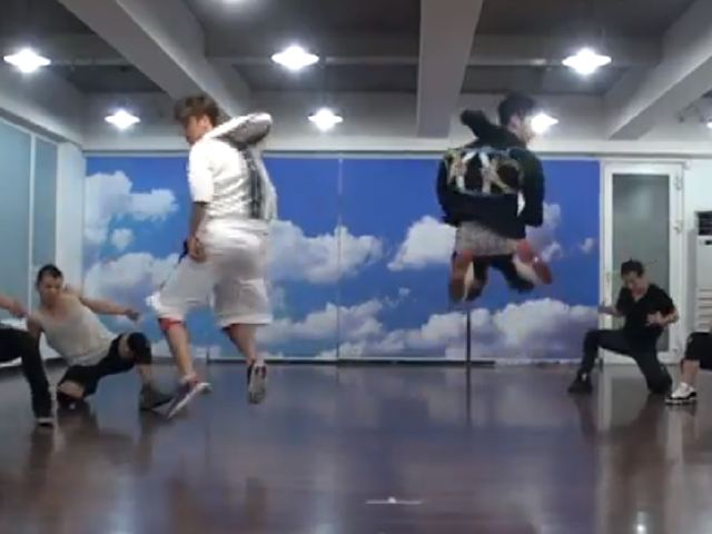 【Catch Me】練習MV