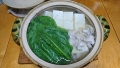 湯豆腐 20171005