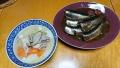 豚汁 イワシの梅煮 20171013