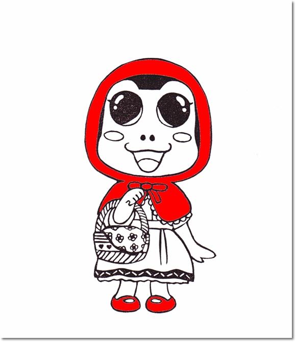 ハロウィンなりきり学芸会♪ 赤ずきんそーたろー登場!の巻