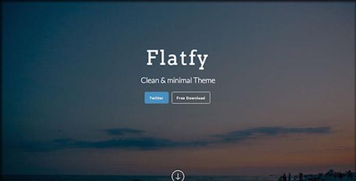 無料HTML5Webサイトテンプレート