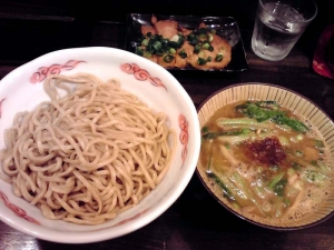 綿麺 フライデーナイト Part77 (14/10/24) あつもりつけ麺