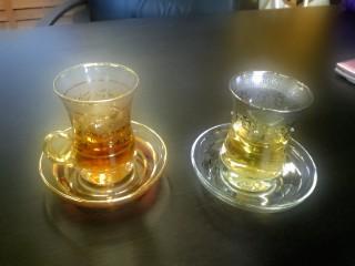 チャイグラス&ソーサー2
