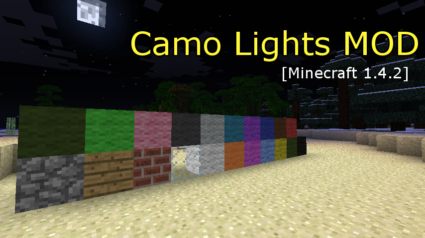 camo lights mod-1