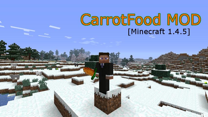 carrotfood mod-1
