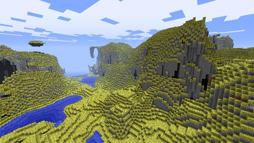 sponge biome mod-3