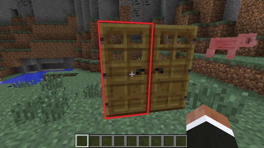 double door mod-2