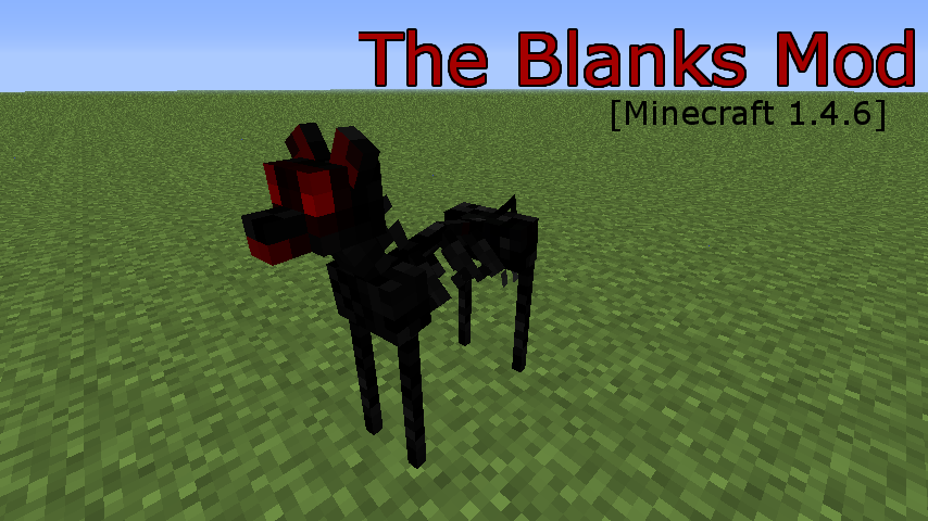 the blanks mod-1