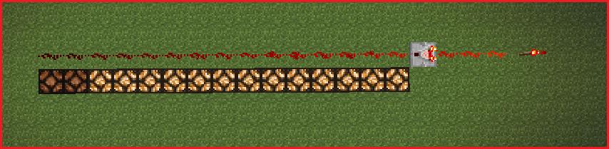 Redstone Comparator-8