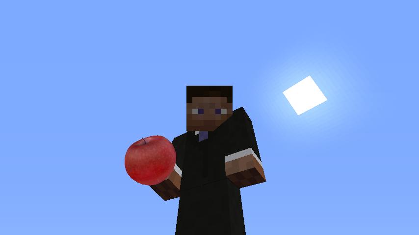 Minecraft 3D-4
