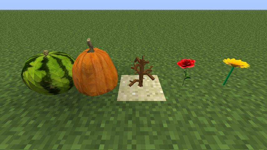 Minecraft 3D-2