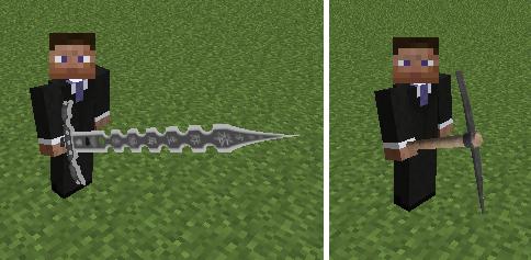 Minecraft 3D-3