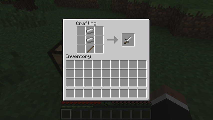 Leveled Crafting Mod-5
