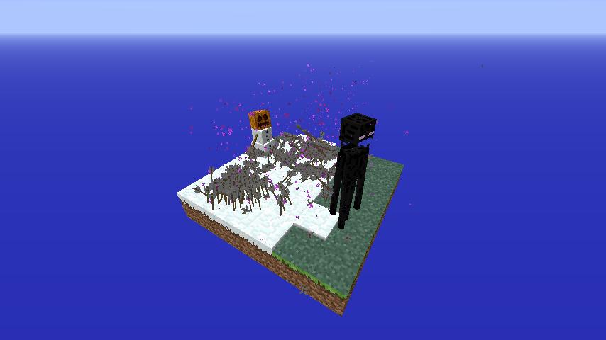 Snow golem turret mod-4